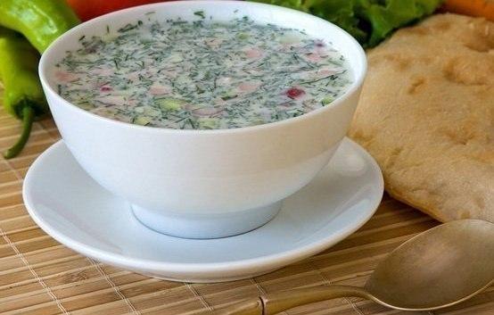 На заметочку: холодные летние супы - топ 5 рецептов