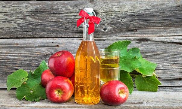 Применение яблочного уксуса для ухода за внешностью