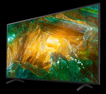 Телевизоры sony kd 65xh8096